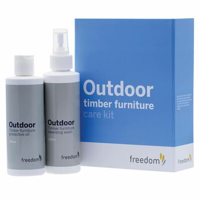 FREEDOM TIMBER Outdoor Protection Kit