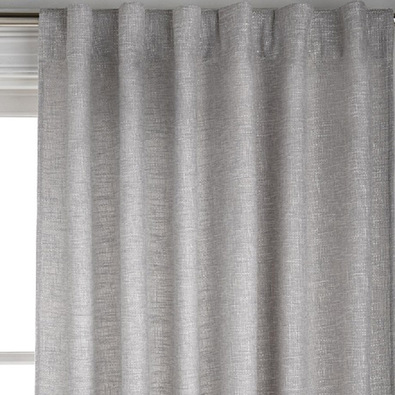 CLARENCE Light Filtering Concealed Tab Top Curtain