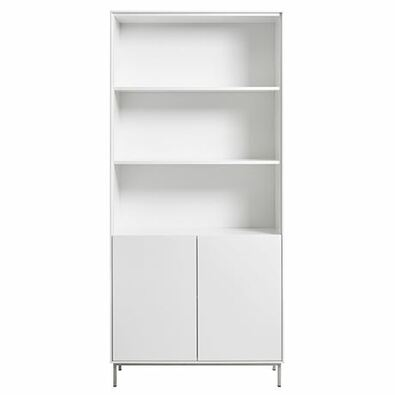 SIGNATURE ESSENTIALS Wide Bookcase