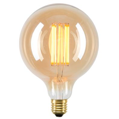 BRILLIANT VINTAGE LED G125 8 watt E27 globe