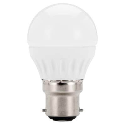 BRILLIANT LED Fancy Round 3 watt E27 globe