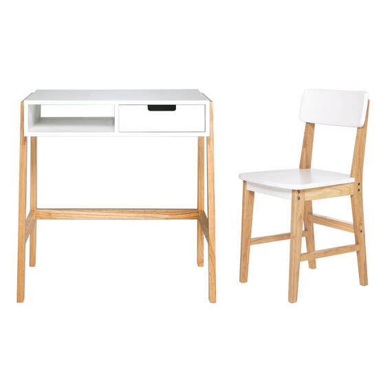 BROCK Desk and Chair