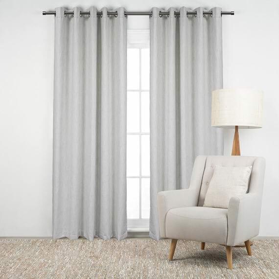 BARDWELL Blockout Eyelet Curtain