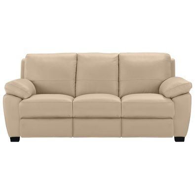 LUCAS R Leather Electric Recliner Sofa
