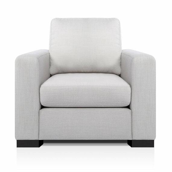 SIGNATURE CONTEMPORARY (STANDARD) Fabric Armchair