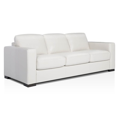 SIGNATURE CONTEMPORARY (STANDARD) Leather Sofabed