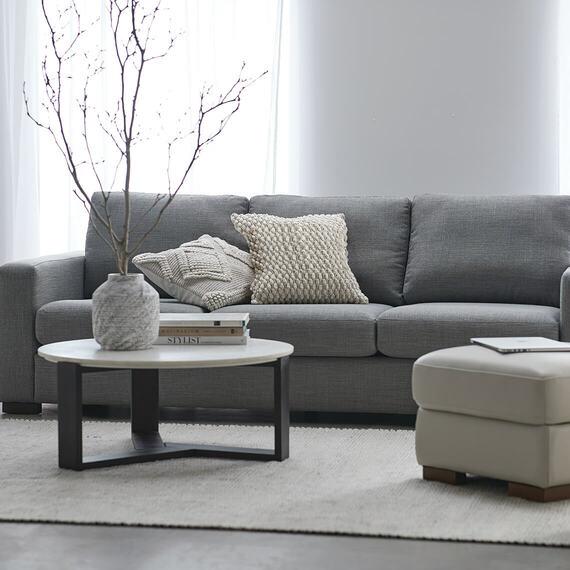 SIGNATURE CONTEMPORARY (STANDARD) Fabric Sofa
