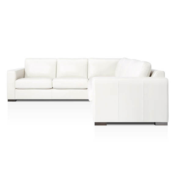 SIGNATURE CONTEMPORARY (STANDARD) Leather Modular Sofa