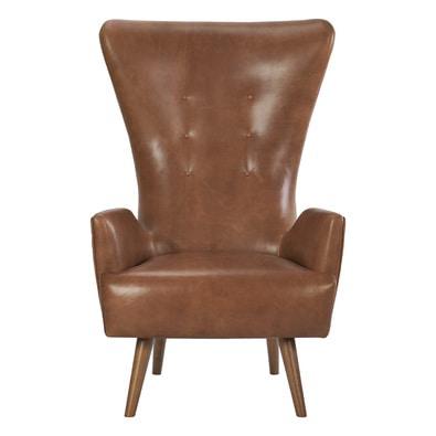 GIRAFFE Leather Armchair