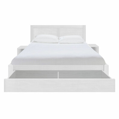 THEO Queen Storage Bed