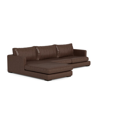 HAMILTON Leather Modular Sofa