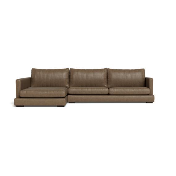 HAMILTON Leather Modular Sofa