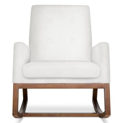 ROCKER Leather Armchair
