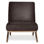 PALM SPRINGS Leather Armchair