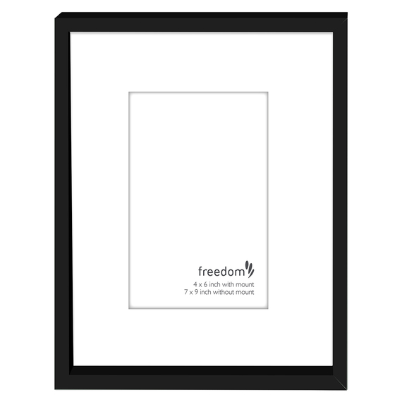 KNOX Matted Frame