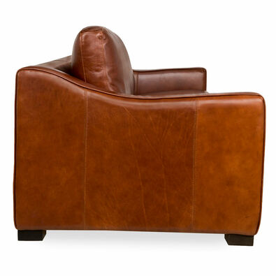 SIGNATURE SLOPE (STANDARD) Leather Sofa