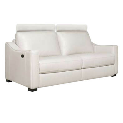 SIGNATURE FUNCTION SLOPE (STANDARD) Leather Electric Recliner Sofa