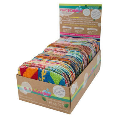 EURO SCRUBBY Cleaning Cloth