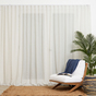 BARDWELL Sheer S-Fold Curtain