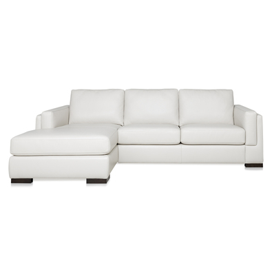 SIGNATURE DOUBLE (STANDARD) Leather Modular Sofa
