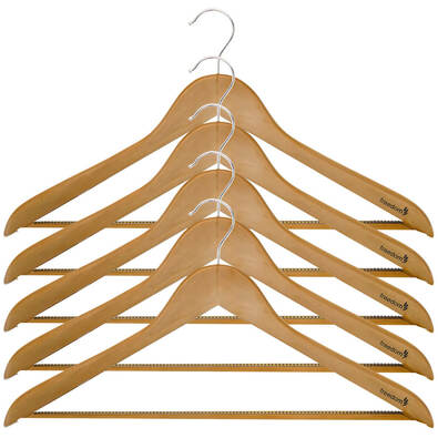 COUTURE Coat Hanger Set