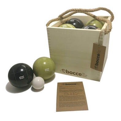 BOCCE Outdoor Game
