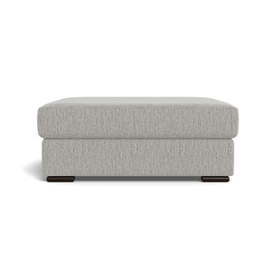 ASPECT Fabric Storage Ottoman