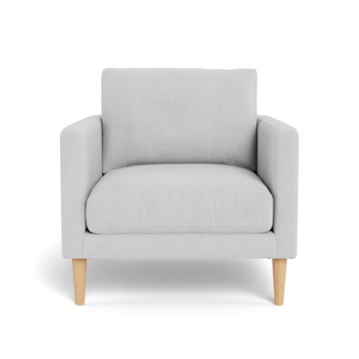DOCKLANDS Fabric Armchair