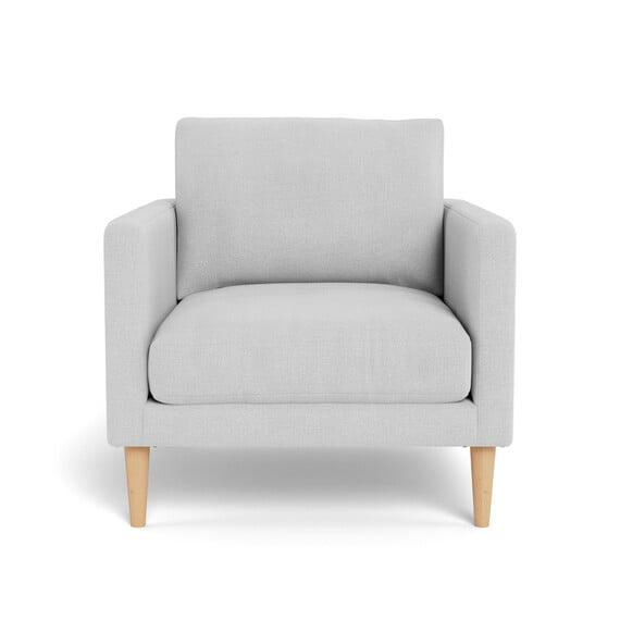 DOCKLANDS Fabric Armchair