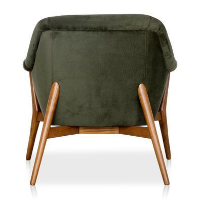 REX Velvet Armchair