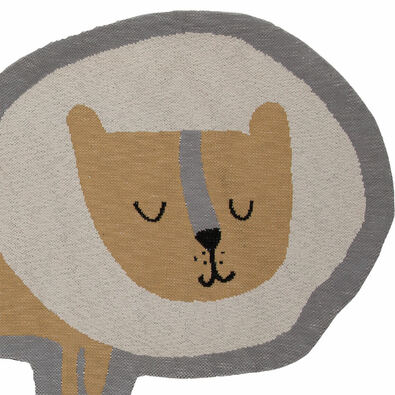 LUCA LION Floor Mat