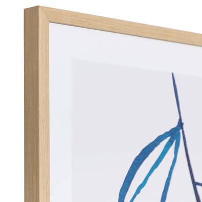 GUMTREE SKETCH Framed Print