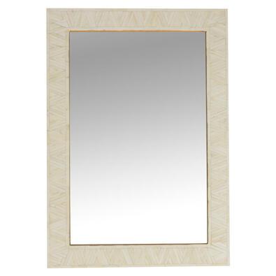 MONTAUK Mirror White