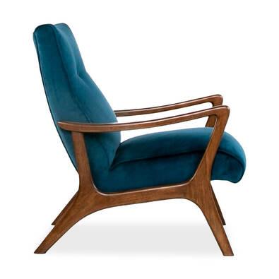 PENNY Velvet Armchair