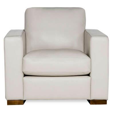 SIGNATURE CONTEMPORARY (PREMIUM) Leather Armchair