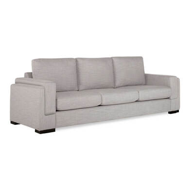 SIGNATURE DOUBLE (PREMIUM) Fabric Sofa