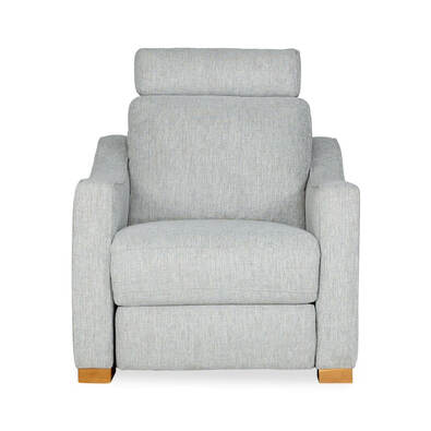 SIGNATURE FUNCTION SLOPE (STANDARD) Fabric Electric Recliner Armchair