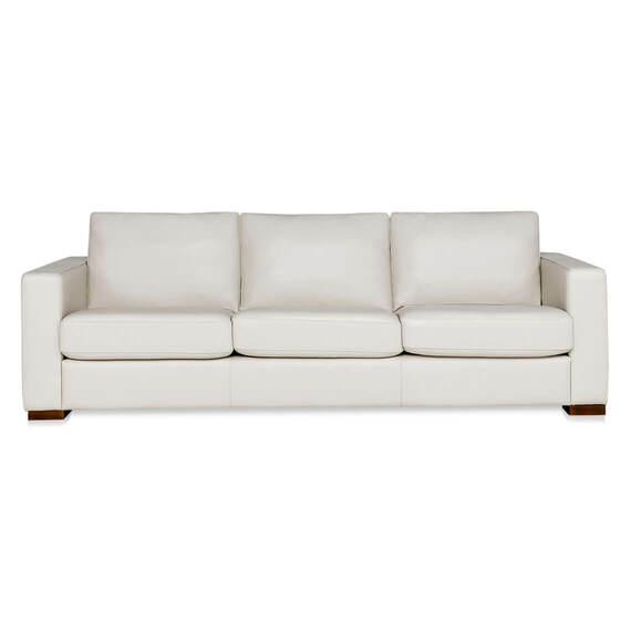 SIGNATURE CONTEMPORARY (STANDARD) Leather Sofa