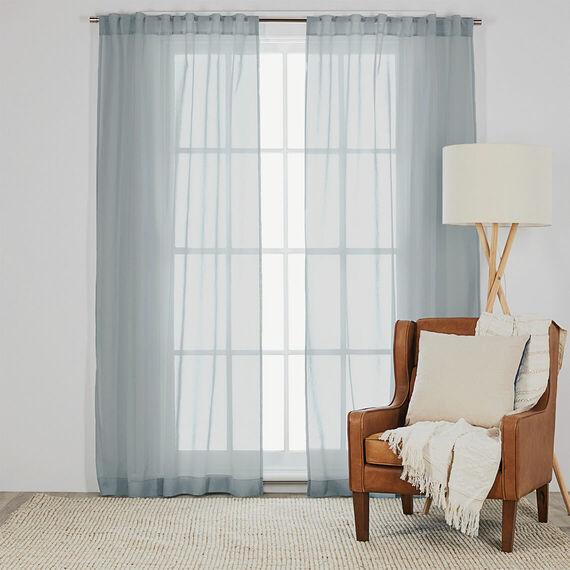 MINERAL Sheer Curtain