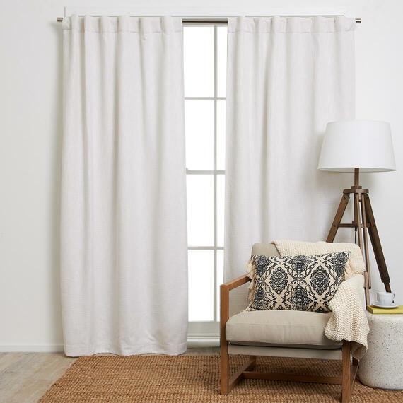 CLARENCE Light Filtering Curtain