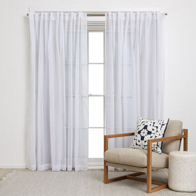 VITO Sheer Curtain