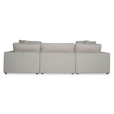 SALSIE Fabric Modular Sofa