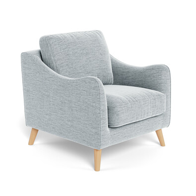 MADDOX Fabric Armchair