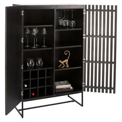 NOIRE Bar Cabinet