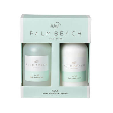 PALM BEACH COLLECTION Hand & Body Gift Pack