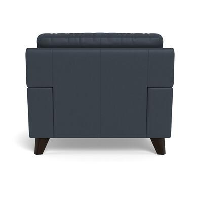 SKYLAR Leather Armchair
