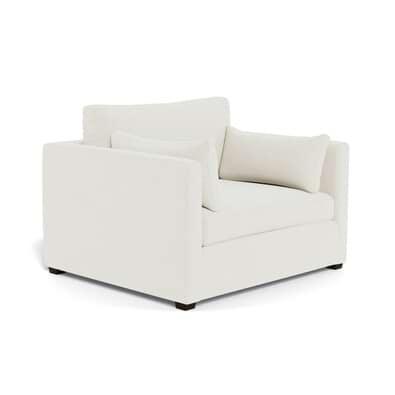 MOMBA Fabric Armchair
