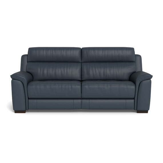 ASHER Leather Electric Recliner Sofa