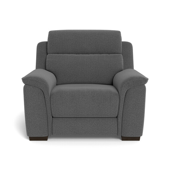 ASHER Fabric Electric Recliner Armchair