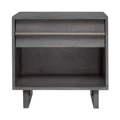LINEAR Bedside Table